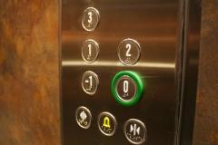 L'hôtel est équipé d'un ascenseur.